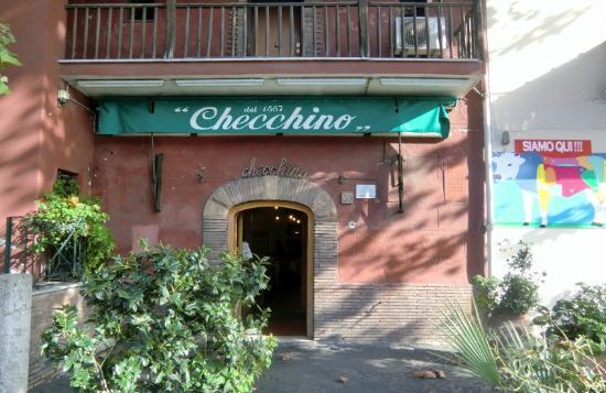 CHECCHINO DAL 1887