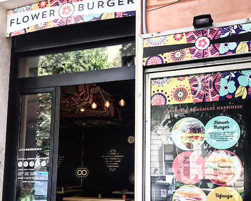 Flower Burger Roma
